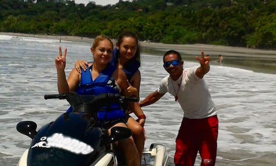 Amazing Jet Ski Rental For Up To 2 People In Puntarenas, Costa Rica