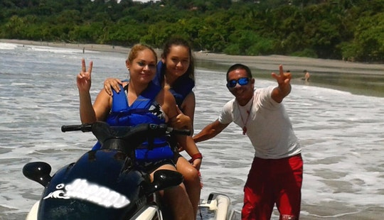Amazing Jet Ski Rental For Up To 2 People In Puntarenas, Costa Rica