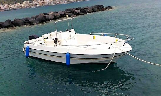 Ranieri International Voyager 24 In Giardini Naxos, Italy