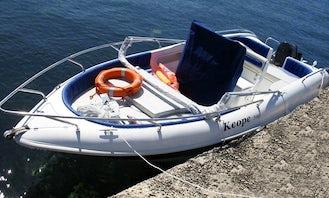 Marinello (No Nautical License Required) in Giardini Naxos