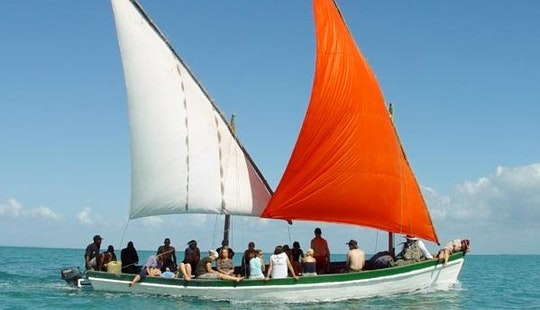Lateen Rigged Dhow Safari  In Vilanculos