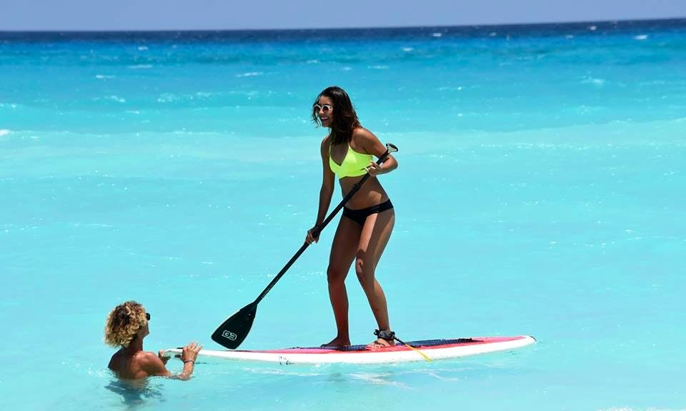 Amazing Paddleboard Tour with a Professional Guide in Cancún, Mexico