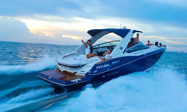 Speedboat Rental for 15 People in Tambon Choeng Thale, Phuket