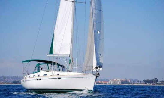 Beautiful 46' Benetau Sail Boat