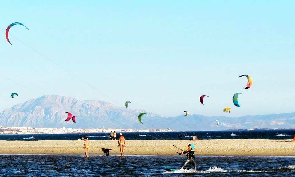 Private 2 hours Kitesurfing Lesson in Aït Melloul, Morocco
