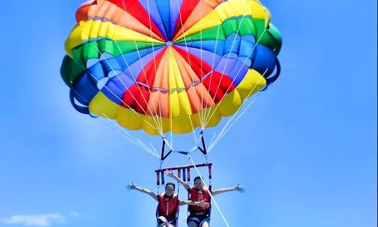 Parasailing Ride in Hurghada