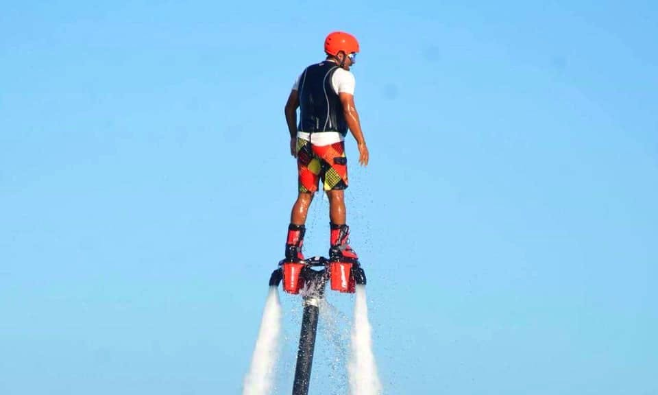 Flyboarding rental in Hurghada