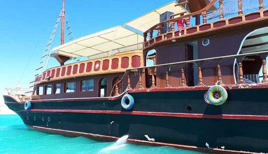 Sightseeing Boat Tour In Red Sea Governorate Coast