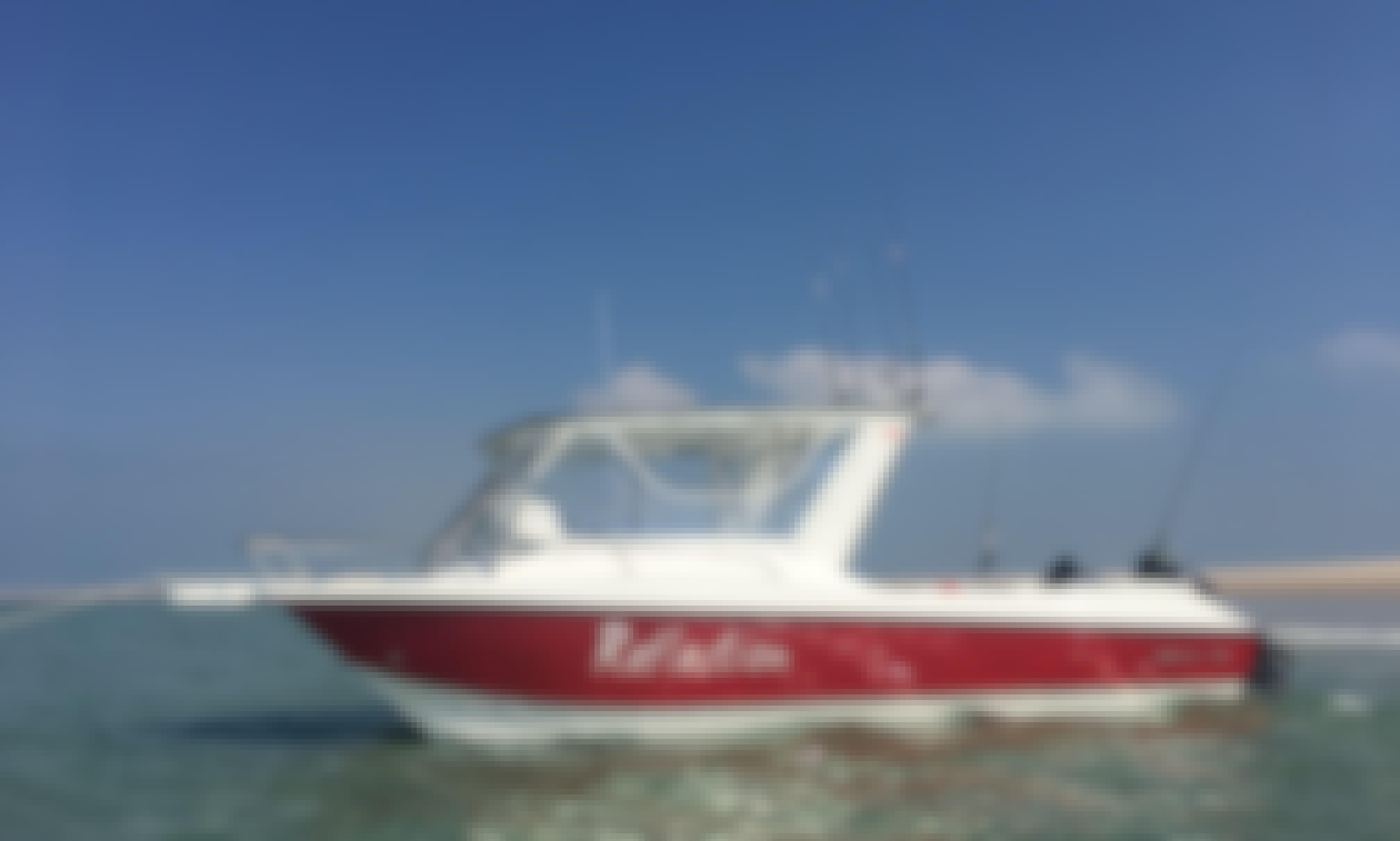 Boat rental in Vilanculos