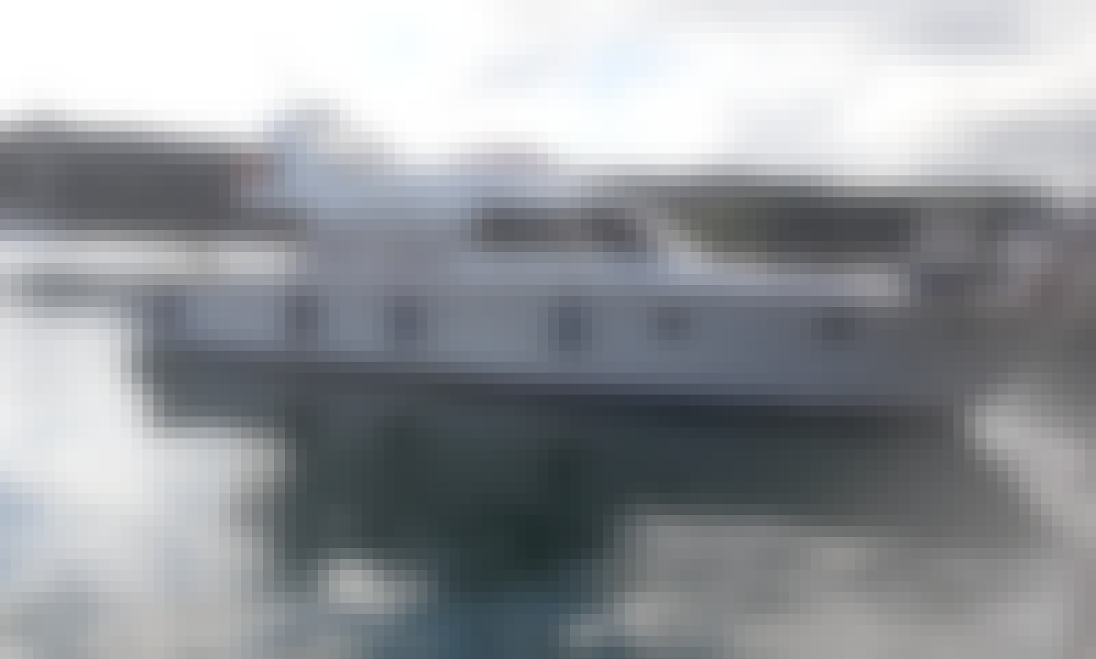 Power Mega Yacht Rental In İstanbul, Turkey