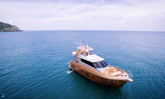 Motor Yacht 74 (phuket)