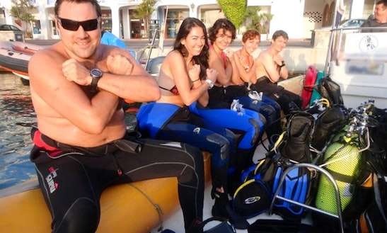 Scuba Diving In Las Rozas