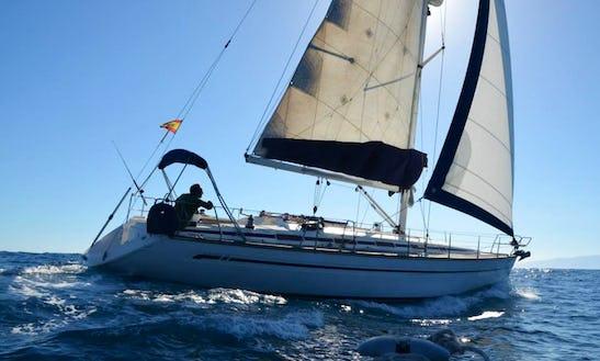 44' Bavaria 44 Cruising Monohull Charter In San Cristóbal, Spain