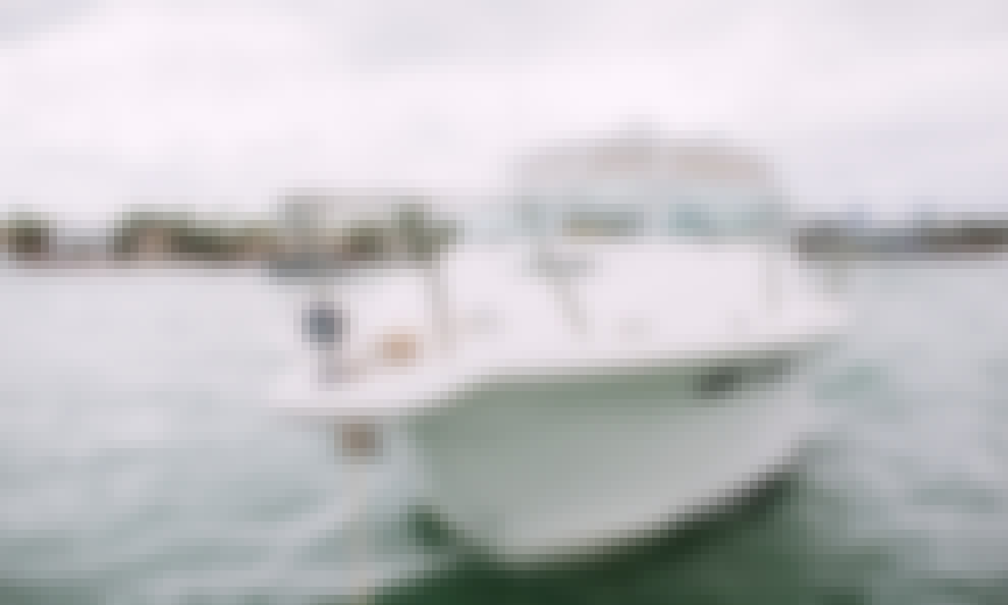 Beautiful Yacht, Perfect for Groups at Sandbar - Power rental in Miami