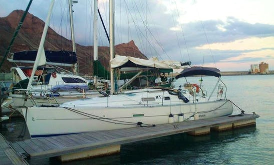 Sailing Yacht Charter In Madeira
