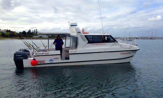 Fishing Trips Onboard Dreamtime  Carrum