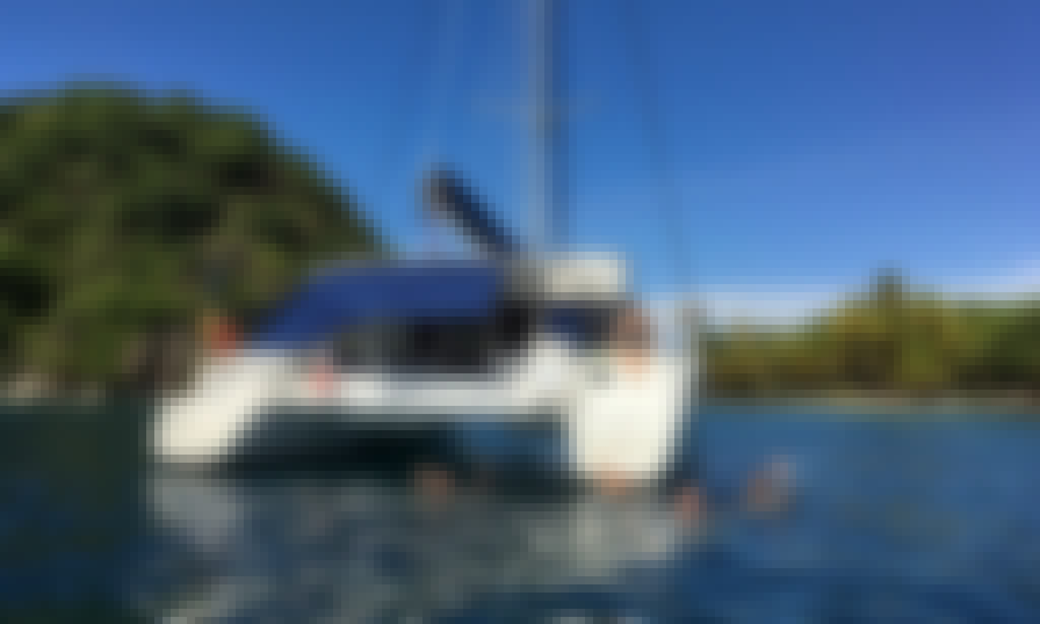 44ft Sailing Catamaran for 14 Person from Pointe-à-Pitre, Guadeloupe