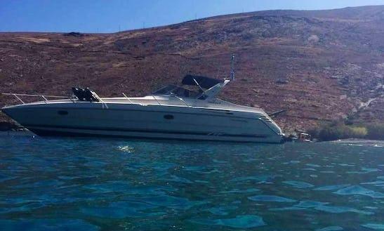 Deck Boat Rental In Livadi