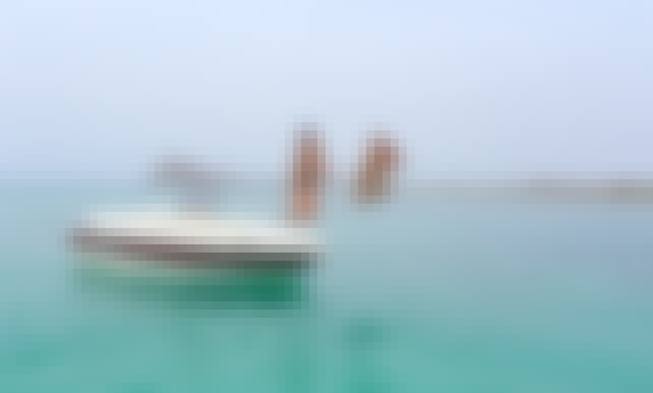 American Open Boat Rental in Murdeira, Cape Verde!