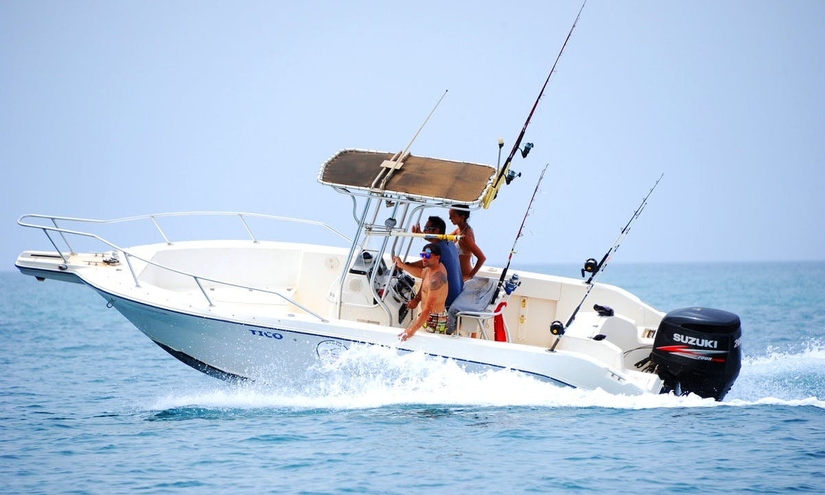 Exciting Fishing Trip in Murdeira, Cape Verde!