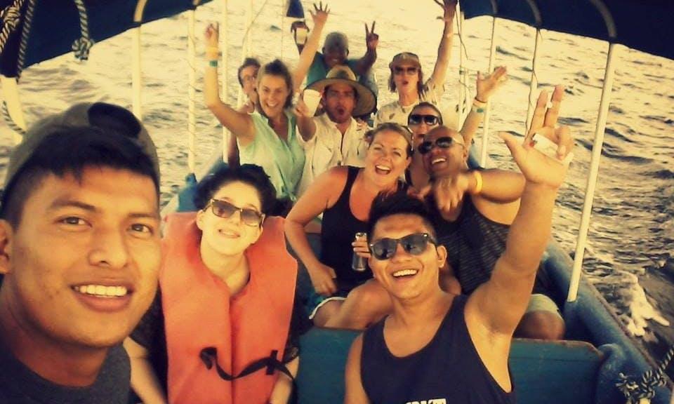 Bocas del Toro Boat Tours from Isla Colon