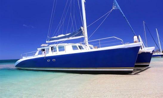 Spirit Of Carnival Sailing Catamaran Tours In St Lucia