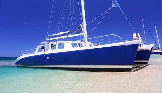 Spirit Of Carnival Sailing Catamaran Tours In St Lucia