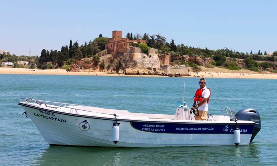 Caves & Coast Tour for Up to 9 People (Benagil) Portimão, Portugal