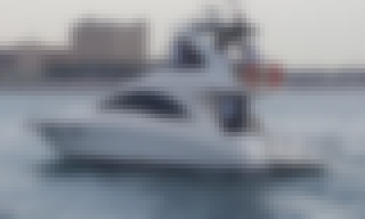 42ft Luxury Yacht Sea Ray in Marina Dubai