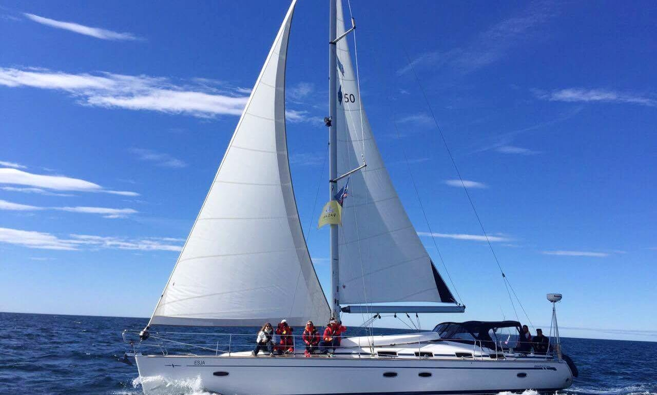 10 Person Sailing Charter in Iceland