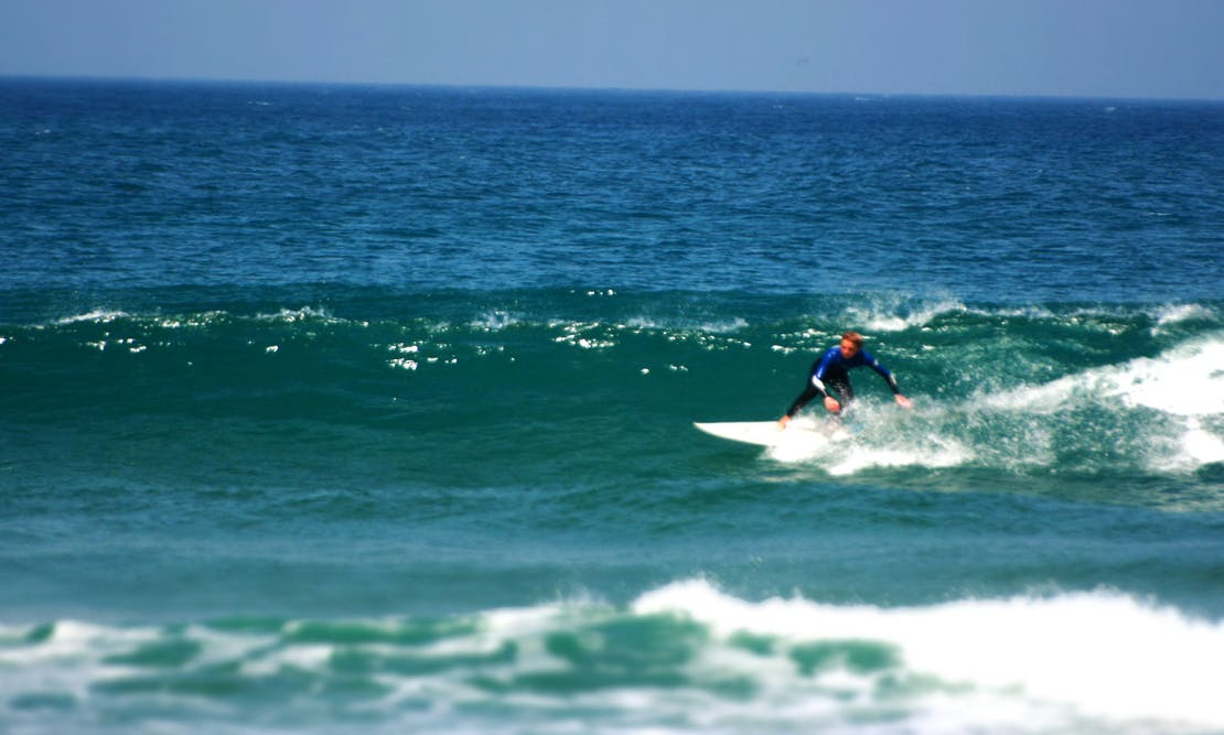 Private Surf Lessons with Professional Instructor in Tangier, Morocco