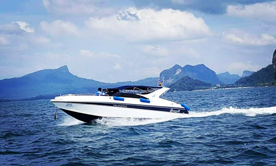 Bowrider Rental For Up To 10 People In Ao Nang, Thailand