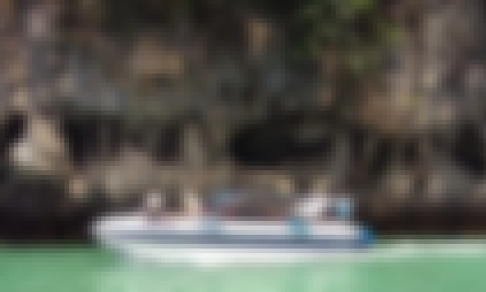 Speedboat charter 1 or 2 engines available ao nang krabi thailand