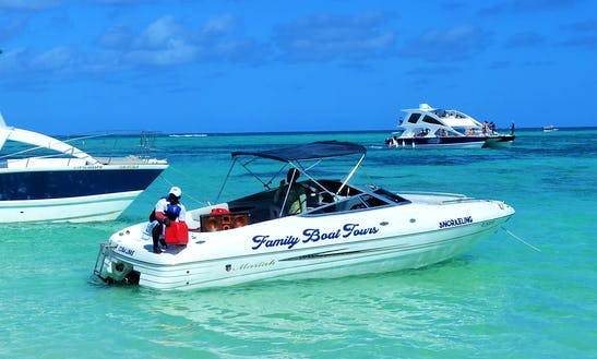 Vip Speed Boat Rental In Punta Cana