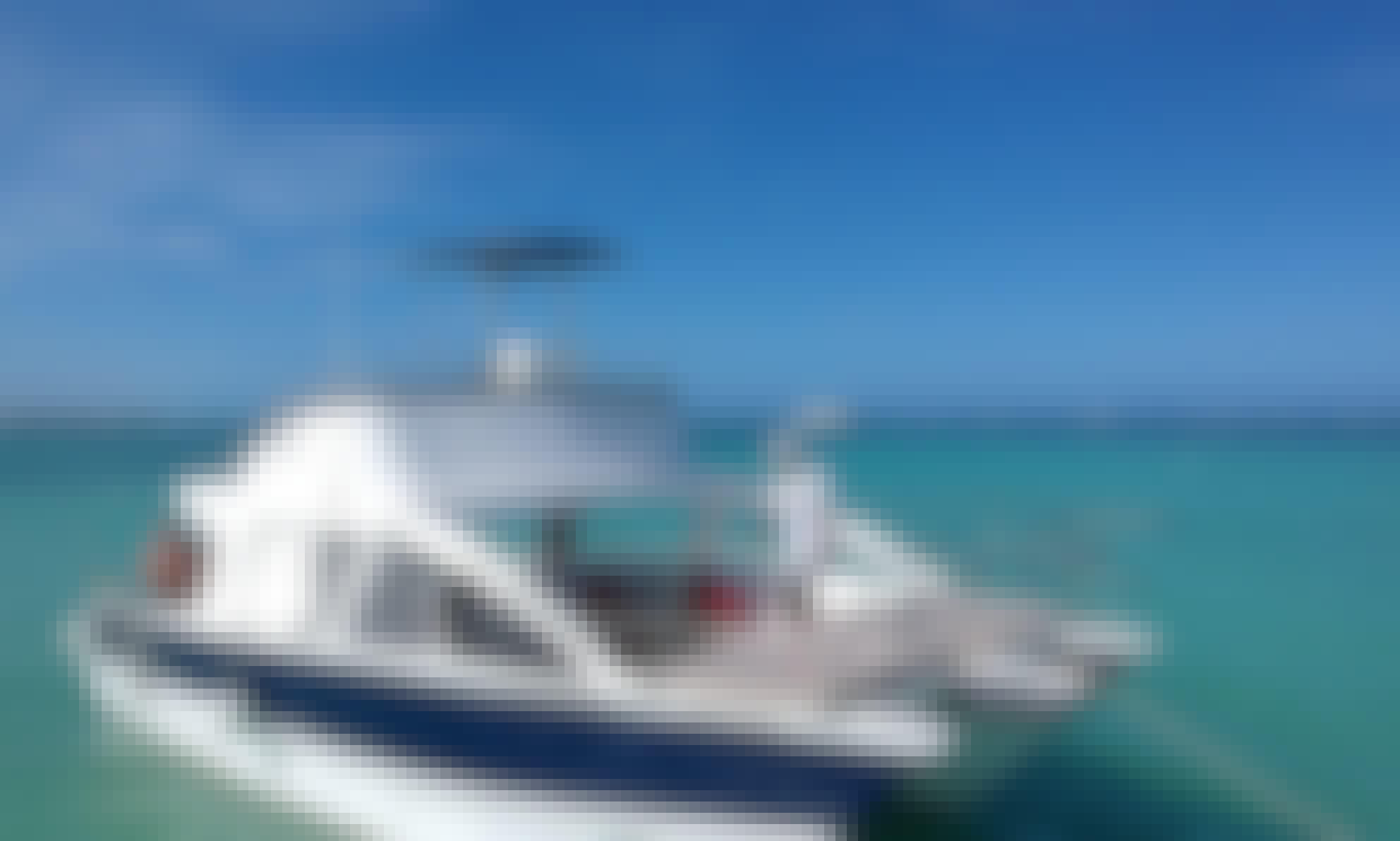 "Power Catamaran rental in Punta Cana ""Fun At Sea"""