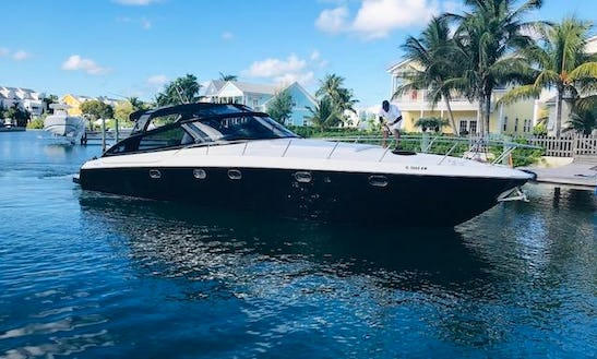 Motor Yacht 50 Rental In Nassau