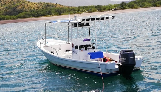 Perfect Inshore Affordable Boat!