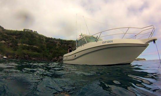 'espadim' Boat Fishing Charter  In Vila Franca Do Campo