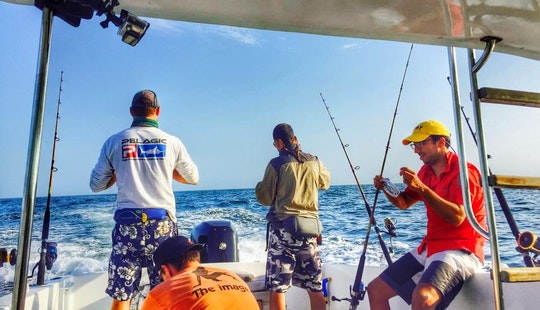 Guided Fishing Trip In Panamá