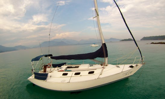 Sailboat 34 Ft Angra/paraty