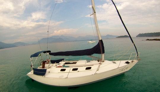 34' Velamar Sailboat Angra/paraty