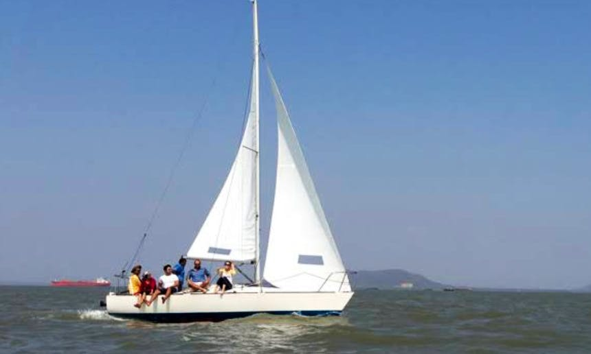 Reserve a J24 Sailboat in Mumbai, India!
