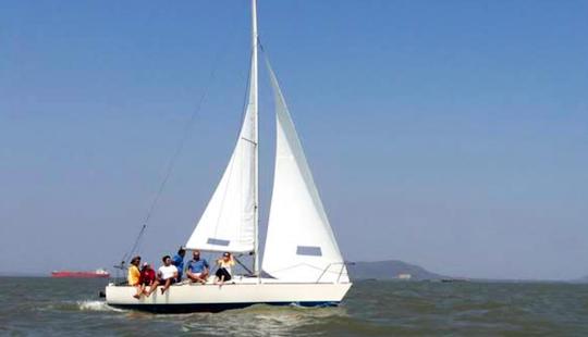 Reserve A J24 Sailboat In Mumbai, India!