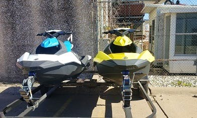 Jet Ski rental in Irving