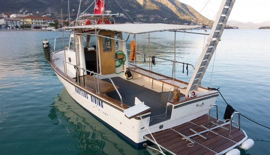 Dive And Snorkeling Boat