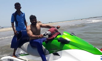 Go On a JetSki Ride in Malvan, India