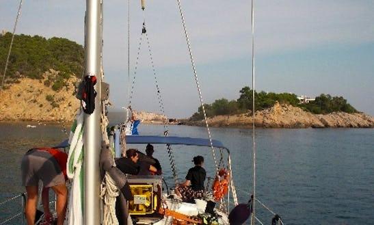 Diving In Salou