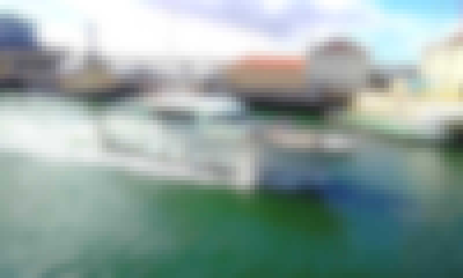 Motor Yacht -  Mo Cuishle - rental in Lisboa