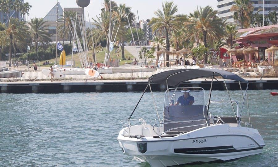 Rent Flyer 5.5 Spacedeck In Barcelona, Spain