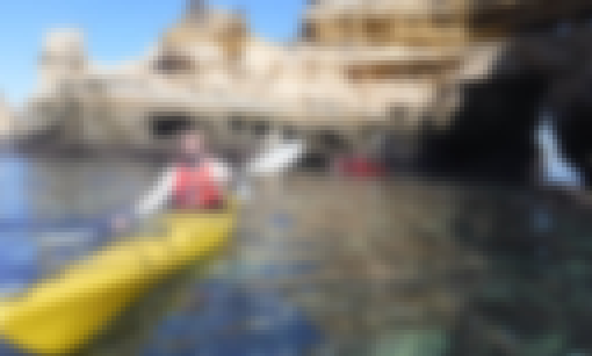Coastal and Cave Kayak Tour in Sagres, Portugal